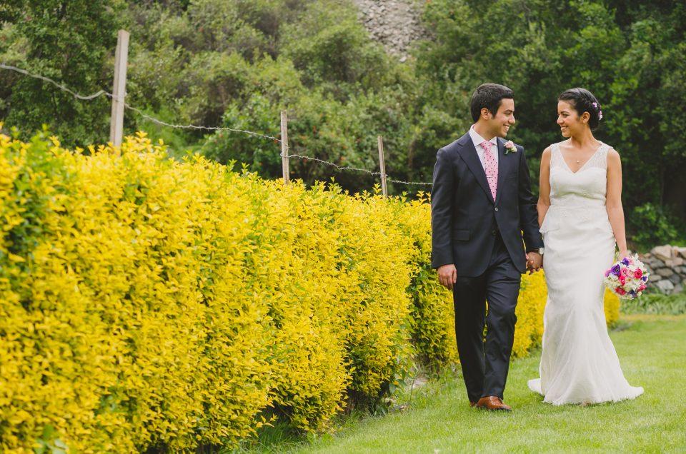 Matrimonio Bahá'í Cajón del Maipo // Desiree y Samir