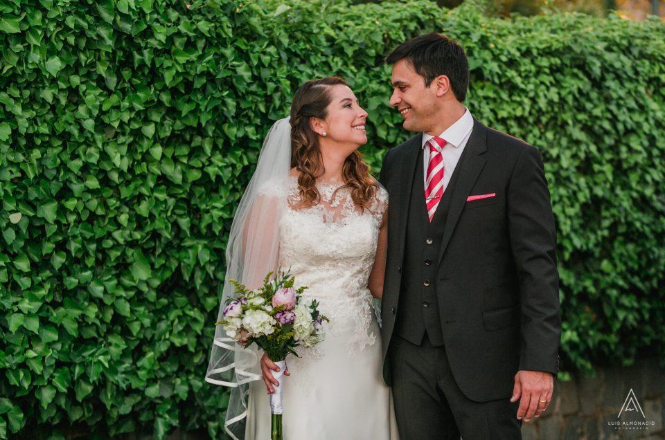 Matrimonio Vista Santiago // Cata & Fernando